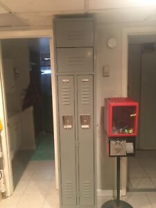 Metal Sports Locker