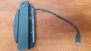 Ibm Pos Msr Card Reader Fru P n 84y2871 Usb Adapter Pos Kiosk Ibm Retail