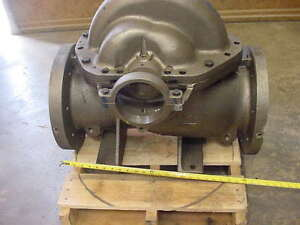 New 8 Double Suction Pump Housing M7 96697041 Fq
