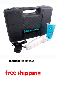 Ultrasound Portable Therapy Unit Tens Electrotherapy Pain Management Ultima Otc