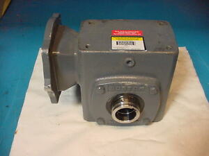 New Boston Gear 700 Series 1 55 Hp Input 25 1 Output Bore 1 7 16