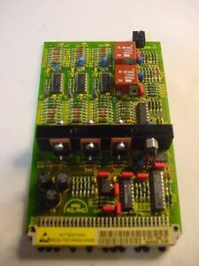 Man Roland 300 700 900 Printing Press Circuit Board A 37v 1080 70