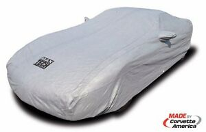 New 1971 1973 Ford Mustang 4 layer Outdoor Car Cover Fastback Custom Fit