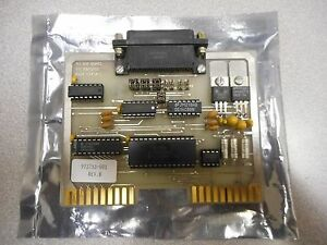 Watkins Johnson 973753 001 Rs 232 Circuit Pcb Assly For Wj999 Apvcd System