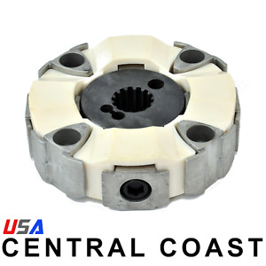 Voe14514869 Flexible Coupling Fits Volvo Excavator Ec290 Blc new free Shipping