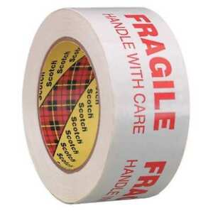 Tape printed Message 2x110 Yd pk36