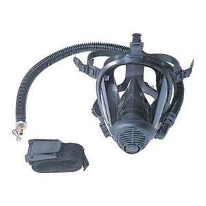 Supplied Air Full Face Respirator m Sas Safety 9814 05