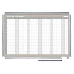 Magnetic Calendar Planning Board 37 51 64 x50 13 64 wall Mounted