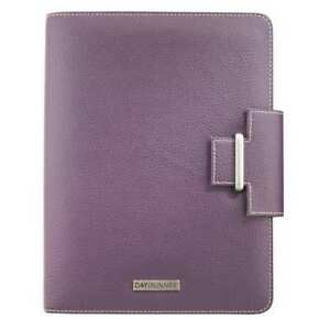 Day Runner 401 0214 09 Planner refillable egg Plant G7195049