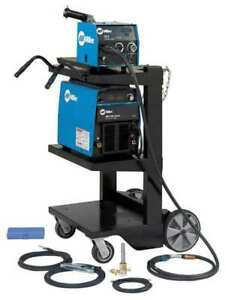 Miller Electric 951343 Multiprocess Welder Xmt 304 Cc cv G9895584