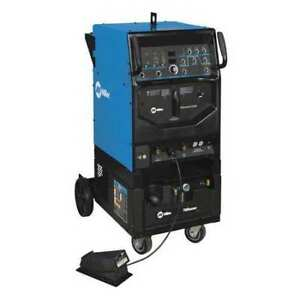 Miller Electric 907194032 Tig Welder Syncrowave 250 Dx Tigrunner Series
