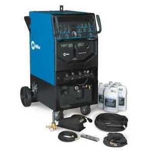 Miller Electric 951623 Tig Welder Syncrowave 350 Lx Complete Package Series