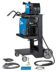 Miller Electric 951327 Multiprocess Welder Xmt 350 Cc cv G9895575