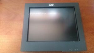 Ibm Lcd Screen 12x1000 Tablet Assembly 12 Surepos 500 4846 545565 Touch usb