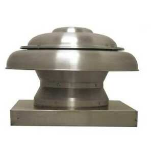 Roof Mount Propeller Exhaust Fan 1 4hp Soler Palau Are12mh1as