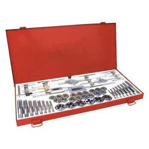 Metric Tap And Die 58 Pc Set Century Drill And Tool 98957