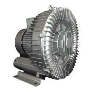 Atlantic Blowers Ab 600 Regenerative Blower 5 Hp 230 Cfm