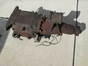 Manual Transmission 3 Speed Fits 64 65 Chevy 10 Van 151292