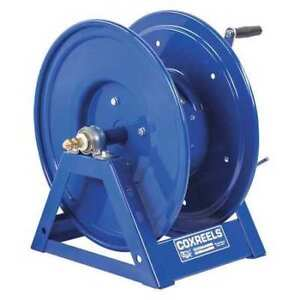Welding Hand Crank Cable Reel No 2 Coxreels 112wcl 6 02