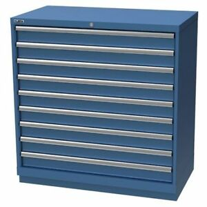 Modular Drawer Cabinet 41 3 4 In H Lista Xshs0900 0904bb