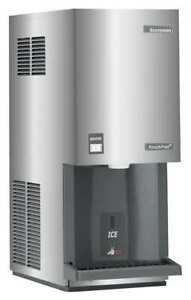 Ice Maker And Dispenser 12 Lb Storage Scotsman Hid312a 1a
