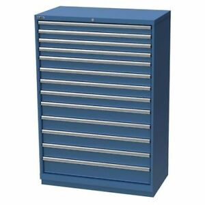 Modular Drawer Cabinet 59 1 2 In H Lista Xshs1350 1320bb