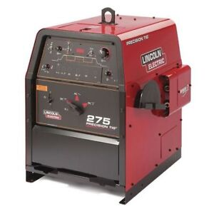 Lincoln Electric K2619 2 Tig Welder Precision Tig 275 Series 460 575vac