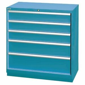 Modular Drawer Cabinet 41 3 4 In H Lista Xshs0900 0501 cb