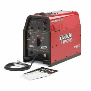 Lincoln Electric K2533 2 Tig Welder Precision Tig 225 Series 460 575vac