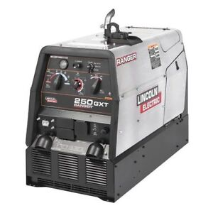 Lincoln Electric K2382 5 Engine Driven Welder Ranger Series Gas