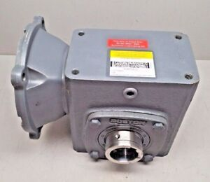 Boston Gear Series 700 Hf721405tb Gear Speed Reducer 40 1