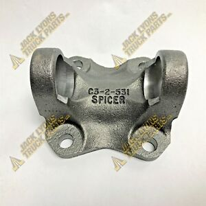 3 2 119 New Dana Spicer Flange Yoke Oem 1350 Series