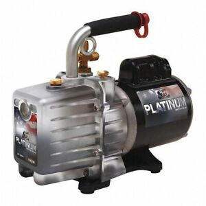 Platinum 10 Cfm Vacuum Pump Dual Voltage Jb Industries Dv 285n 250