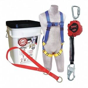 Compliance In A Can Roofer s Fall Protection Kit 3m Dbi sala 2199819