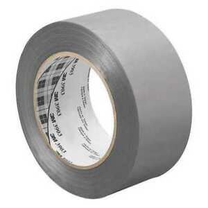 3m 3903gray Vinyl Duct Tape grey 17 5 x50 Yd