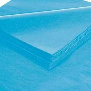 Tissue Paper gift Grade 20 x30 turquoise pk480 Partners Brand T2030cc