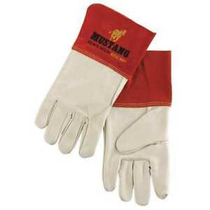 Mig tig Welder Gloves xl pk12 Memphis 127 4950xl