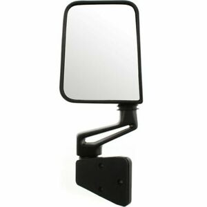 New Ch1320296 Left driver Side Non heat Door Mirror For Jeep Wrangler 1992 2002
