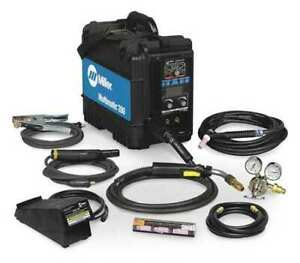 Multiprocess Welder Multimatic 200 Series 120 240 Miller Electric 951649