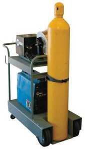 Saftcart Iv 1 Inverter Cart holds 1 Cylinder steel