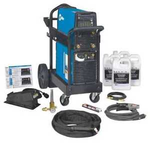 Tig Welder Dynasty 210 Series 120 To 480vac Miller Electric 951668