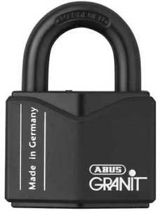 Keyed Padlock different Master 2 1 8 w Abus 37 55 Mk Kd