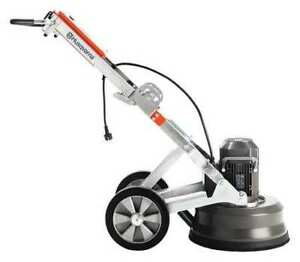 Planetary Drive Floor Grinder 2 Hp 110v