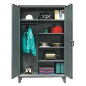 Strong Hold 66 w 245 Wardrobe Cabinet standard 72 In W