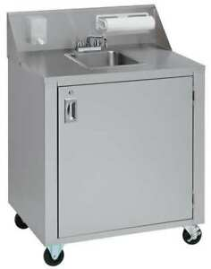 Crown Verity Phs 1 Portable Hand Wash Sink