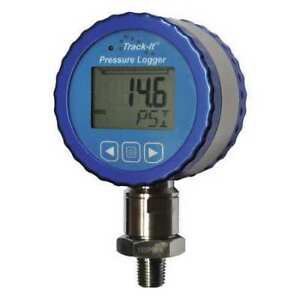 Data Logger pressure temp 0 To 5800 Psig Monarch 5396 0376