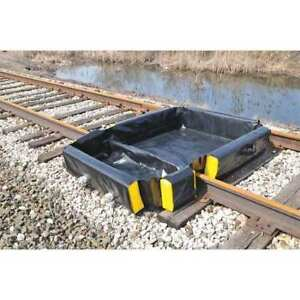 Railroad Spill Containment Berm 12 In h Eagle T8460rb