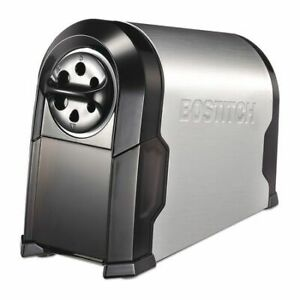 Electric Pencil Sharpener black silver Bostitch Eps14hc