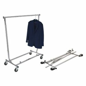 Econoco Rcw 4 Collapsible Garment Rack