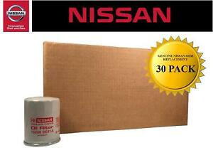 Genuine Nissan Oem Oil Filter 15208 9e01a Case Of 30